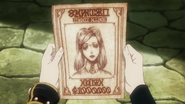 Amira's wanted poster