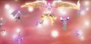 Lucifer defends Anatae 1