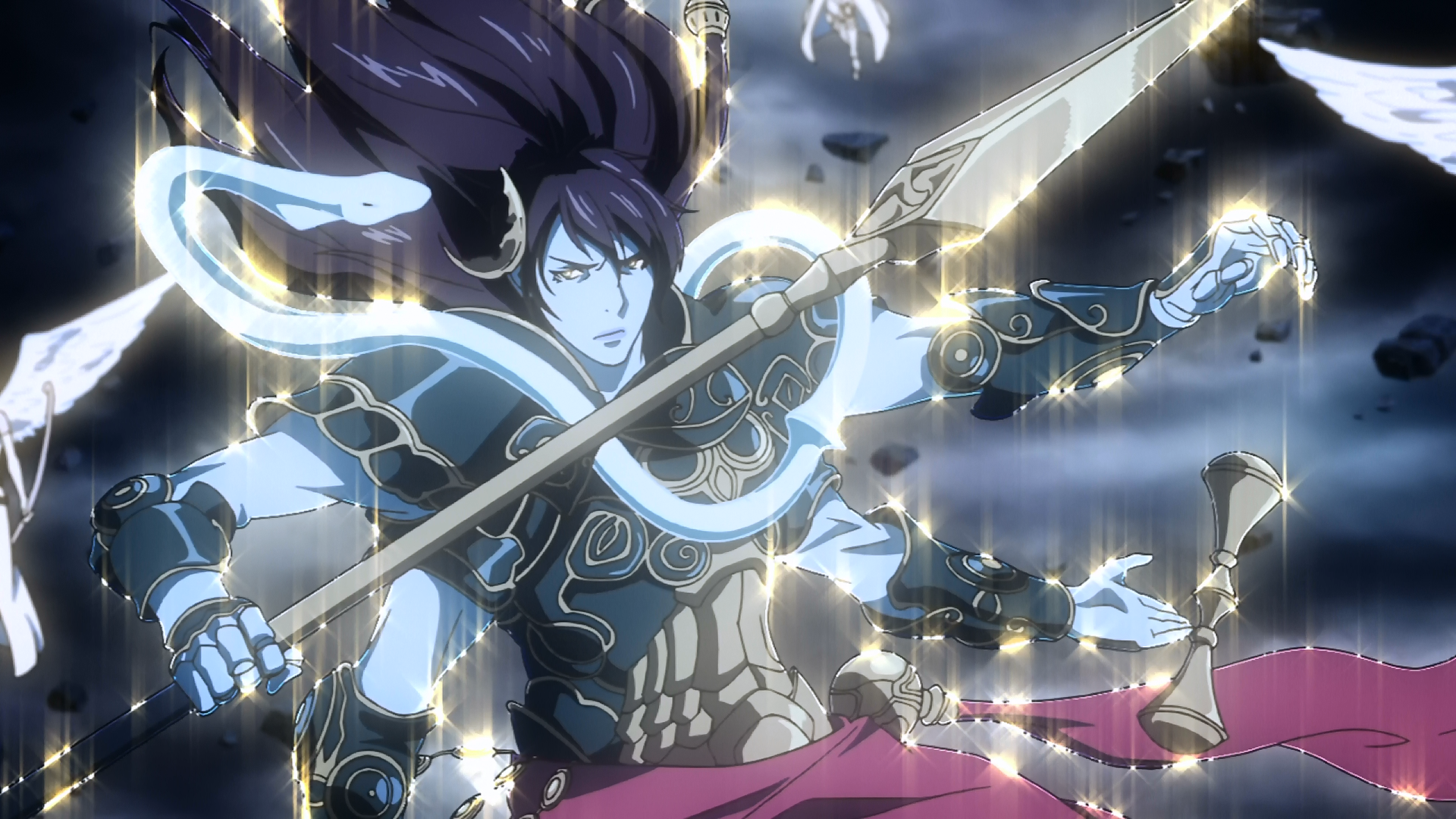 Shiva Anime
