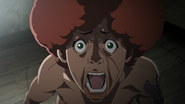 Favaro's shocked face