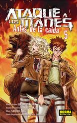 Antes de la Caída - Volumen 5 ES