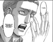 Erwin quería alcanzar su sueño