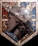 Escudo de la Muralla Maria