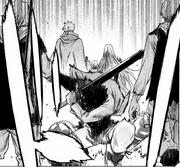 Kyklo ataca dentro de la formación