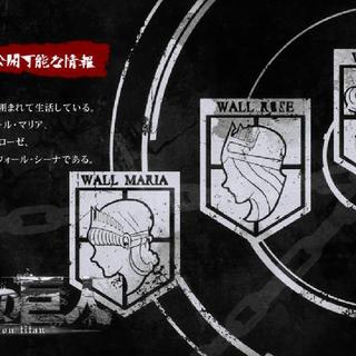 Las tres murallas.