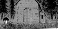 Marlo y Hitch guardan la entrada de la capilla