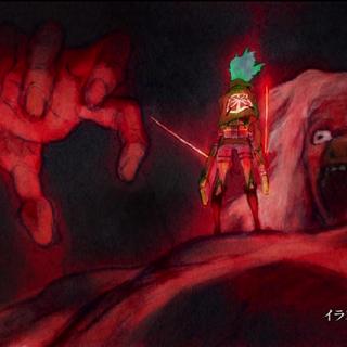Episodio 14, por Yoshida Kenichi