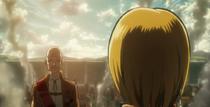 Dot Pixis habla con Armin episodio 10