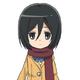 Mikasa secundaria titan (anime)