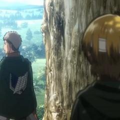 Jean y Armin