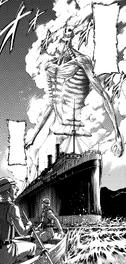 Armin acorrala a los buques marleyanos