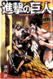 Volumen 8 (Japones)