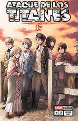 Volumen 17 (Panini)