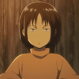Ymir de niña (anime)