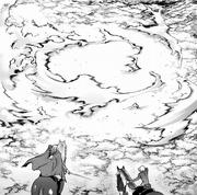 El titán desaparece junto con Solm
