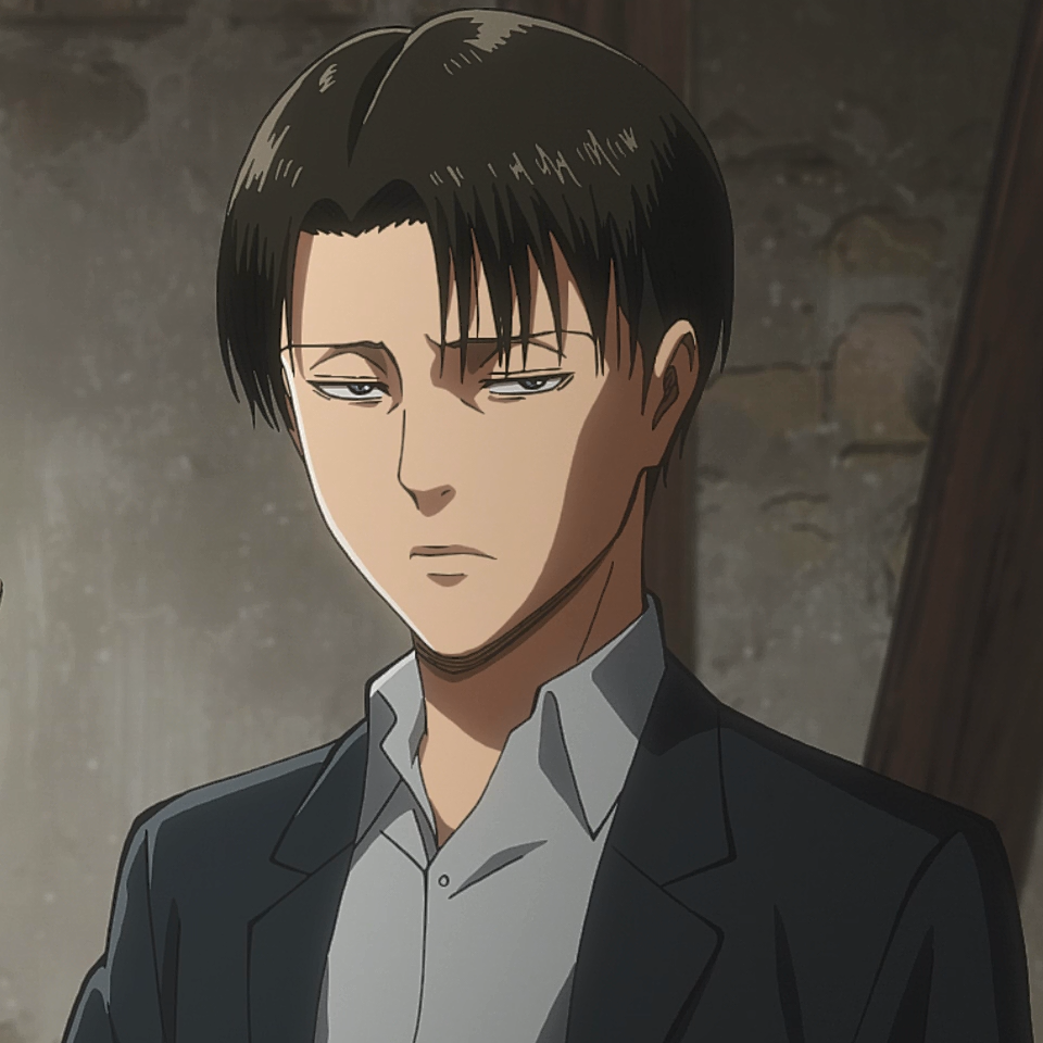 Levi Ackerman | Shingeki no Kyojin Wiki | FANDOM powered ...