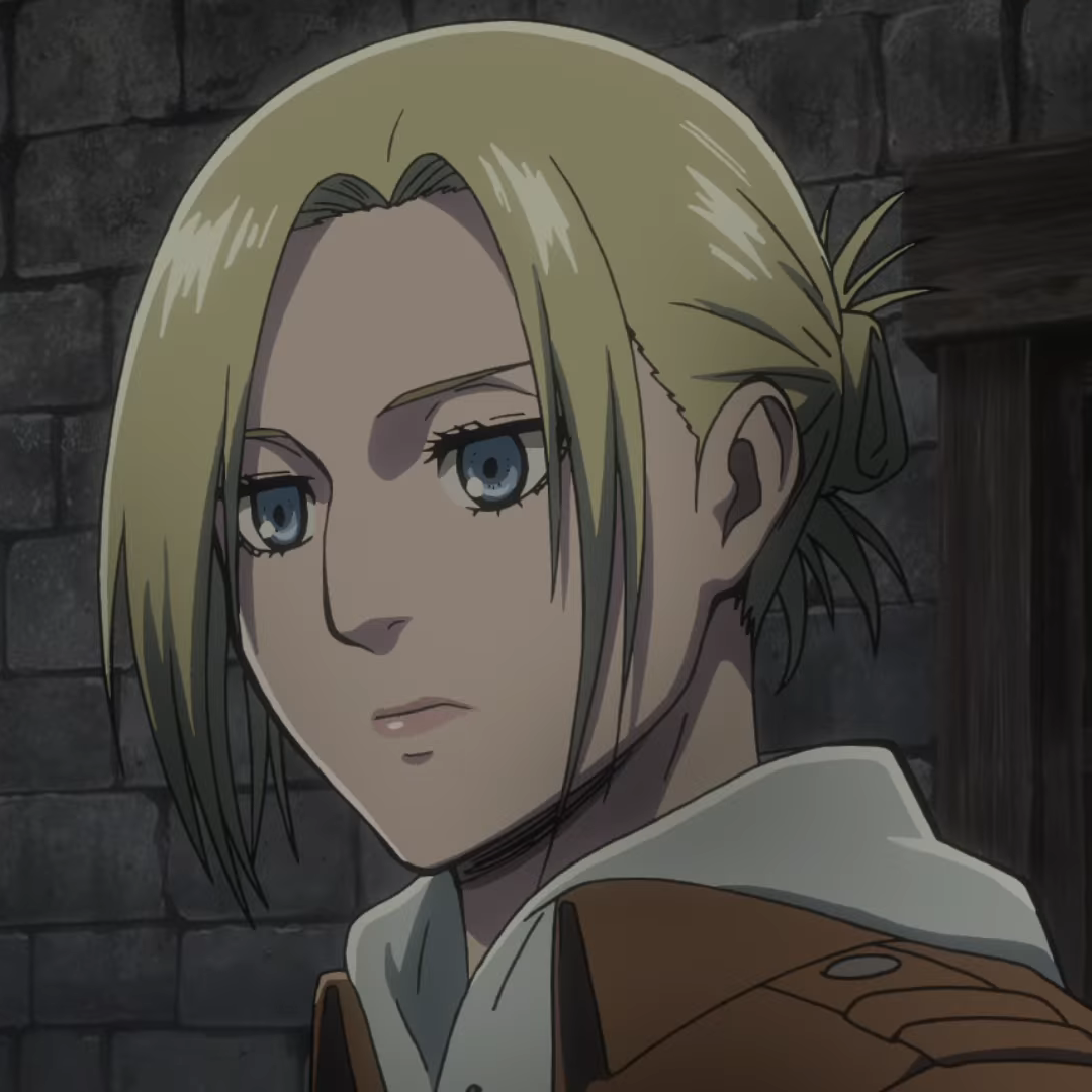 Image result for Annie Leonhart (Attack on Titan)