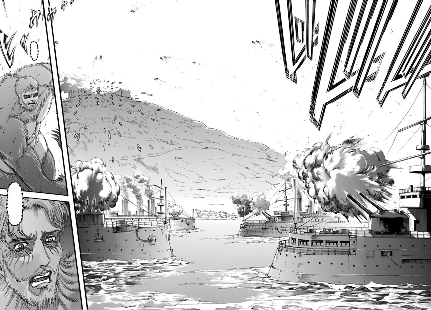 Guerra Entre Marley Y El Medio Oriente Shingeki No Kyojin Wiki