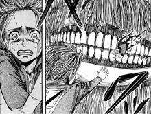 Eren es devorado