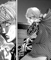 Armin se transforma