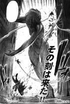 La Mujer Titán entra al bosque