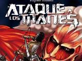Ataque a los Titanes (desambiguación)