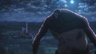 El Titán Bestia sobre la Muralla Rose