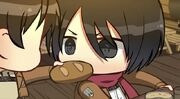 Eren - Mikasa