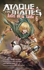 Antes de la caida - Volumen 6 ES