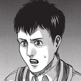Bertolt Hoover (manga)