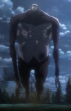 Cuerpo completo del Titan Bestia