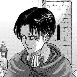 Levi Ackerman (manga)