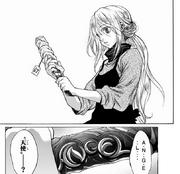 Carla encuentra la daga de Ángel