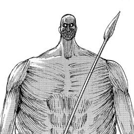 Titán Colosal (ancestral)