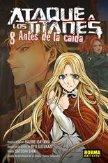 Antes de la caida - Volumen 8 ES