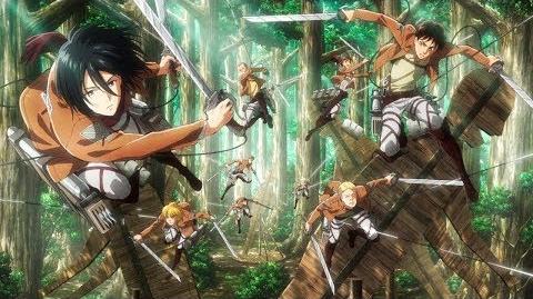 TVアニメ「進撃の巨人」Season3 Part