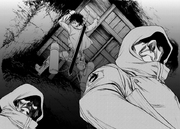 Kyklo se oculta de los militares