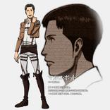 Apariencia de Marco en el anime