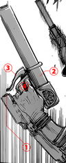Pistola antipessoal