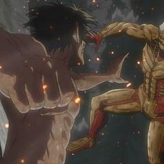Reiner vs Eren