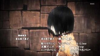 Shingeki no Kyojin (Attack On Titan) ED2
