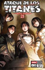 Volumen 21 (Panini)
