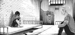 Gabi y Falco en prision