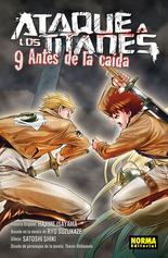 Antes de la Caída - Volumen 9