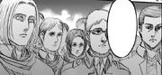 Erwin se lamenta por sus camaradas caídos 2