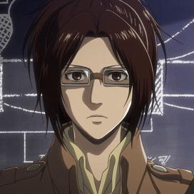 Hanji Zoe (Anime)