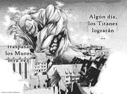 Kyklo presagia sobre los titanes