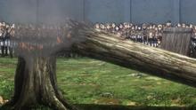 Demostración de lanza relámpago (anime)