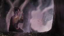 Eren y la muerte de Grisha