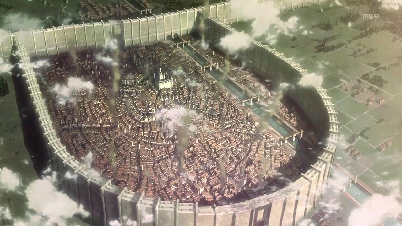 Distrito Trost | Shingeki no Kyojin Wiki | FANDOM powered ...